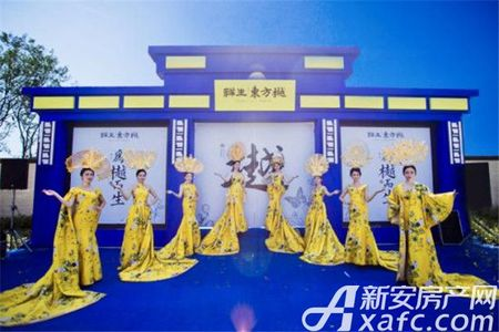 祥生东方樾活动图