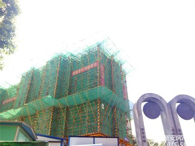 高速铜都天地G8#楼栋进度(2017.7.24)