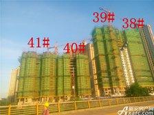 恒大绿洲38#—41#楼项目进度(2017.7.25)
