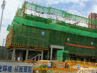 三巽琅琊府(三悦澜山)七月工程进度