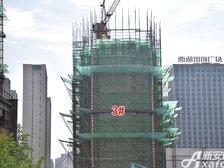金隅南七里工程进度图(2017.7.31)
