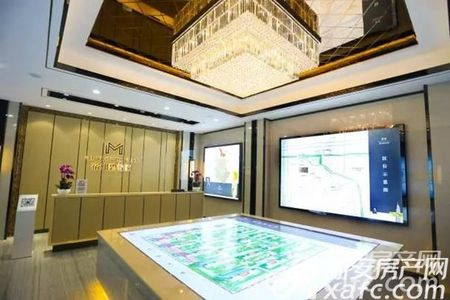 宿州碧桂园实景图