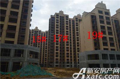 迎春颐和城15#17#19#号楼工程进度2017年7月