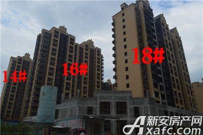 迎春颐和城14#16#18#工程进度2017年7月