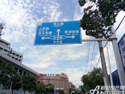 翡翠华庭交通图