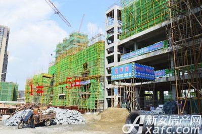 润城豪园1#、5#小高层建至地上四层【20170803】