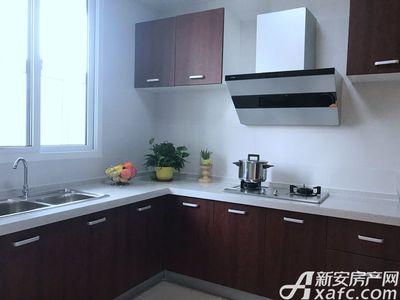 智慧锦城115㎡样板间厨房
