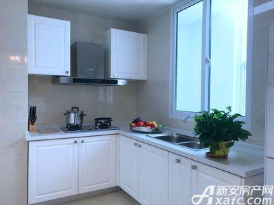 智慧锦城124㎡样板间厨房