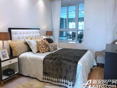 智慧锦城124㎡样板间卧室 (2)