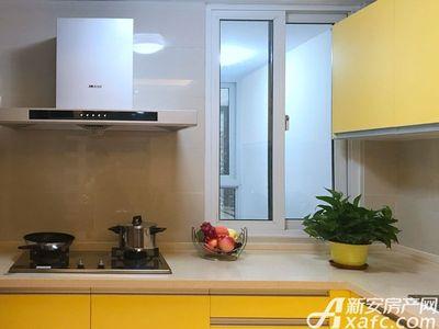 智慧锦城98㎡样板间厨房