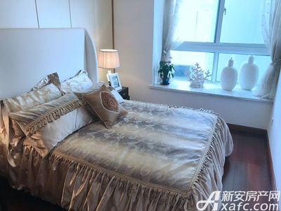 智慧锦城98㎡样板间卧室