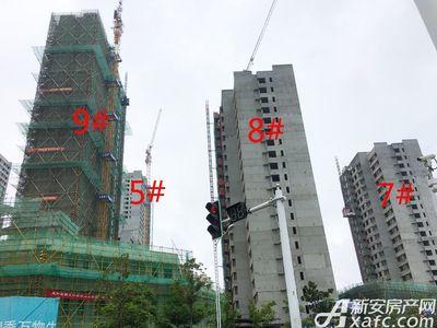 融创城5#7#8#9#楼工程进度(2017.08.12)