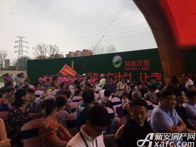 新城·悦府售楼部开放(2017.8.12)