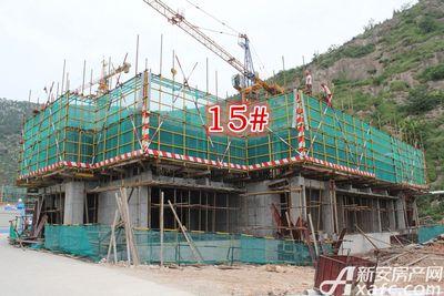 淮北凤凰城15#建到地上2层20170814