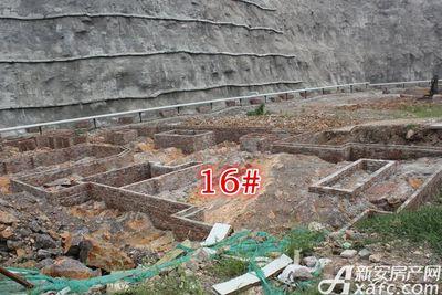淮北凤凰城三期16#最新进度20170814