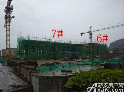 栖凤名城4—2地块二期洋房项目进度(2017.8.15)