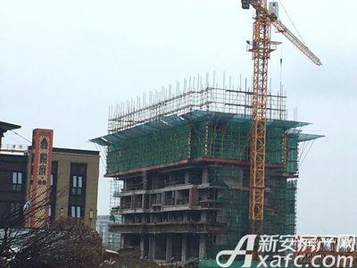 新城·悦府最高建至7层(2017.8.12)