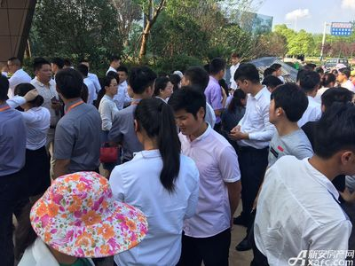 鸿坤理想城誓师大会(2017.8.20)