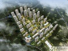 淮北碧桂园鸟瞰图