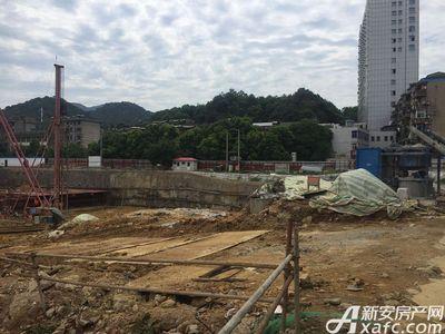 中航长江广场10#楼8月进度(2017.8.21)