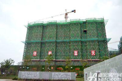 万成·哈佛玫瑰园万成·哈佛玫瑰园二期工程进度(2017.8)