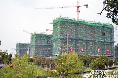 万成·哈佛玫瑰园万成·哈佛玫瑰园二期高层工程进度(2017.8)