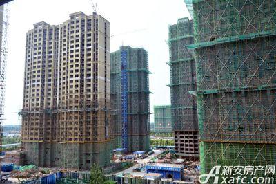万成·哈佛玫瑰园万成·哈佛玫瑰园一期工程进度(2017.8)
