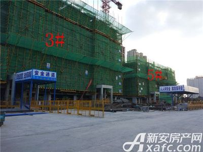 三巽琅琊府(三悦澜山)8月项目进度