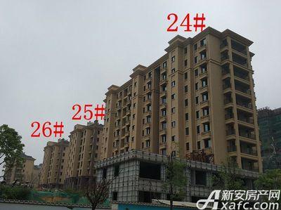 天景庄园24#—26#项目进度(2017.8.30)
