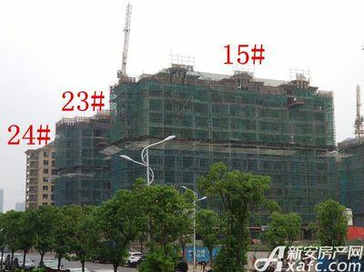 天景庄园15#、23#、24#项目进度(2017.8.30)