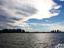 公园道B区御湖西湖湿地公园水景