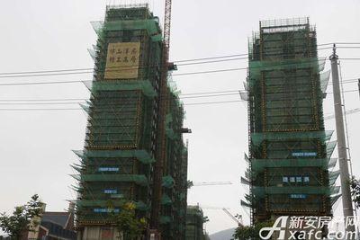 恒大悦龙台目前项目正在建设中(2017.8.31)