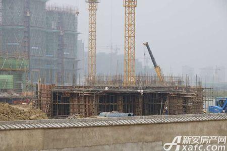 碧桂园•钻石湾工程进度