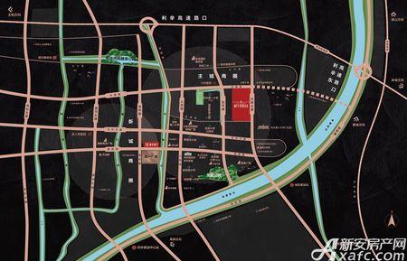 利辛碧桂园交通图