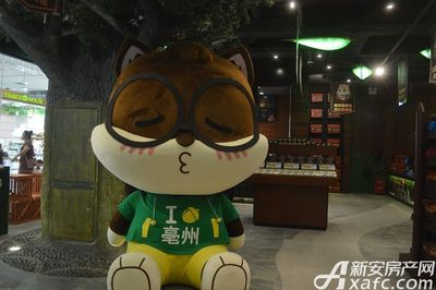 亳州万达广场亳州万达三只松鼠开业(2017.09.08)