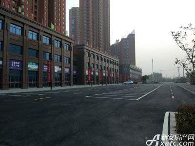 滨江现代城实景图
