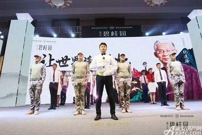 淮北碧桂园物业展示20170910