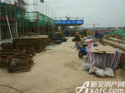 珠江翰林雅院9月项目进度