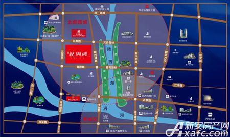 古井悦湖城交通图