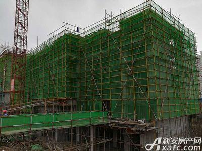 恒大珺睿府7#工程进度(2017.9.14)