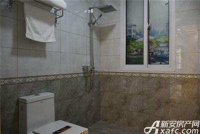 淮北凤凰城105㎡样板间-卫生间