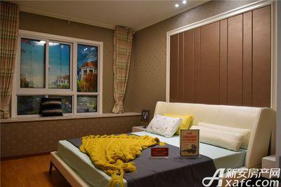 淮北凤凰城106㎡样板间-卧室
