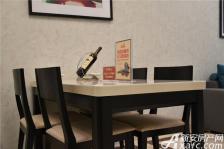 淮北凤凰城106㎡样板间-餐桌