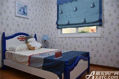 淮北凤凰城106㎡样板间-儿童房