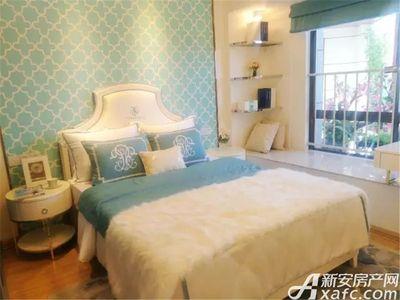 淮北碧桂园118㎡样板间-卧室