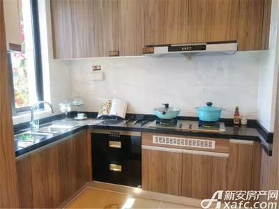 淮北碧桂园118㎡样板间-厨房