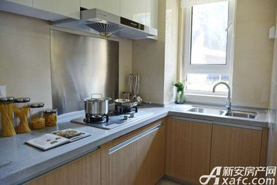 合景庐月湾107㎡厨房