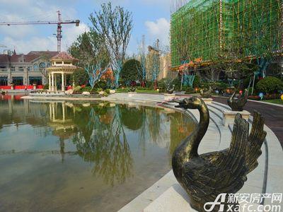 恒大珺睿府天鹅湖景2017.9.16