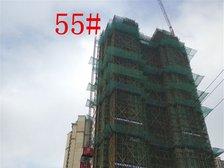 恒大绿洲55#楼项目进度(2017.9.18)
