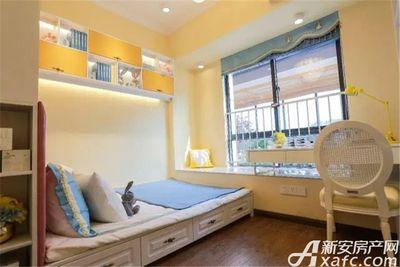 淮北碧桂园190㎡样板间-小卧室